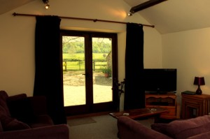 Living Room, Wrinkle Mead, Self Catering, Wells