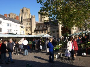Wells Farmers Market every Wednesday and Saturday